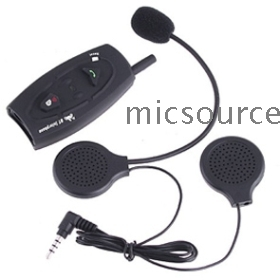 Motorcycle  500m Intercom Helmet BT Interphone for Motorcycles DK118-500A + Wholesale + Free Shipping