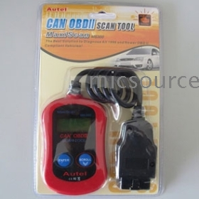 Free shipping Autel MaxiScan MS300 Code Reader obdii scanner OBD2 Diagnose Scanner Tester