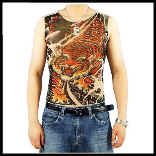 Best Tattoo T Shirts Sleeveless For Men Tattoo Top