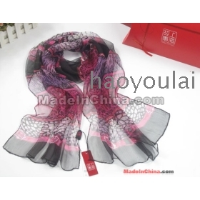 Free shipping Shanghai story silk scarf elegant silk scarves 20 models of 100% off