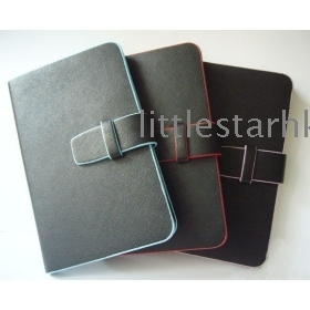 Leather case for epad protect flip skin cases cover pouch bag 7 inch android tablet ebook reader netbook    C-07