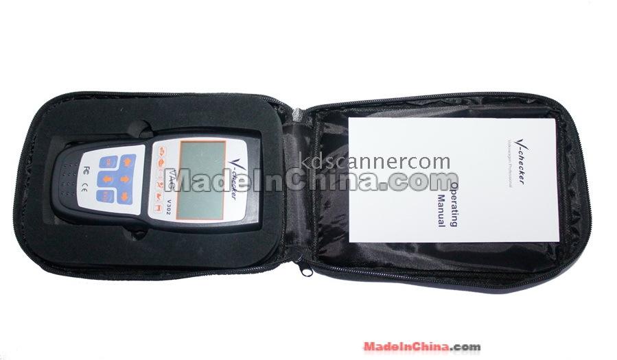 V302 VAG CAN BUS Diagnostic Scanner V checker – Wholesale V302 VAG
