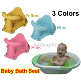Buy Infant Kid Child Toddler Bath Seat Ring Anti Slip