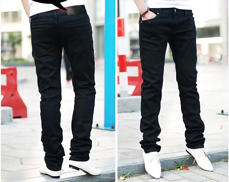 Casual Jeans Outfits Men Men's Fashion Casual Jeans