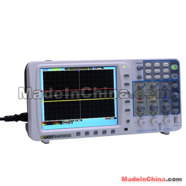 Owon Oscilloscope Display : Newest owon mhz oscilloscope sds v g s wholesale