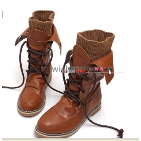 Beautiful  Women Boots Casual Shoes Woman Ankle Boot From Reliable Winter Women