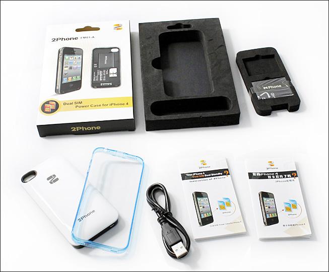 Rebel 2Phone Extra Battery Power Case Dual SIM – Wholesale
