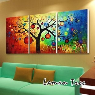 oil painting the living room bedroom tree – Wholesale free ...
