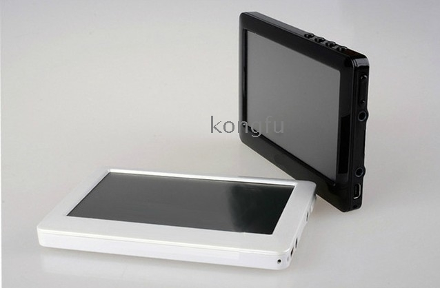 Crazy sales wholesale 8GB/4GB T13 4.3 inch HD definition screen Mp4 Mp5 player+TV out+Video+FM radio+free shipping#ll9988