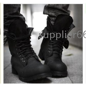 Winter boots for shoes male tide man high boots British han edition male boots double boots