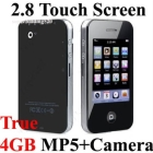 "2.8"" 4GB  Screen Mp3 Mp4 MP5 Player Camera Game"