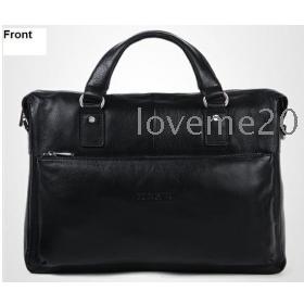 Retail 2011 New genuine leather men bag,fashion men leather handbag,men leather briefcase,men leather bag