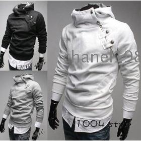 Buy Fashion Casual Designer Men Jacket Trend Style Sweater Mens ...