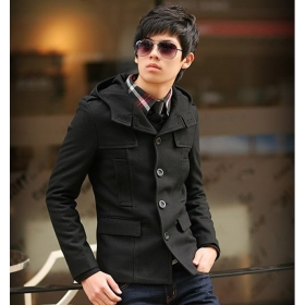 Mens Short Jacket