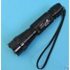 Ultrafire 501B CREE XML T6 1000 Lumens 5-Mode Led Flashlight(1*18650)+Free Shipping+Flashlight + batteries + battery charger