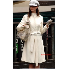 Buy Hot Sale!! Best Gift For Xmas Women Grace White Coat from