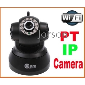 Wireless WIFI IP Camera IR LED 2-Way Audio Nightvision CCTV camera ,freeshipping,dropshipping