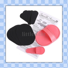 Pink Arms & Legs Hair Removal Smooth Away Pad, Free Shipping, Dropshipping     lh94656
