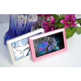 8GB T13 4.3 inch HD definition  screen Mp4 Mp5 player