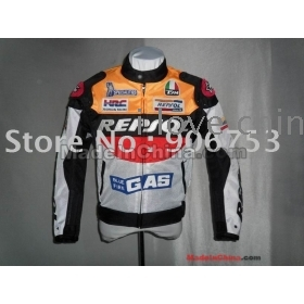 free shipping DUHAN REPSOL GAS Motorcycle Jackets Oxford Racing Jacket blue fire  T2