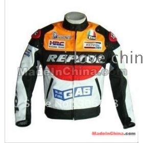 free shipping REPSOL GAS Men's Motor Oxford Jacket Motorcycle Jacket Racing Jacket Motocross jacket,Racer Jackets black70