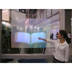 Buy Holographic Projector Screen Film For Large Stage Use