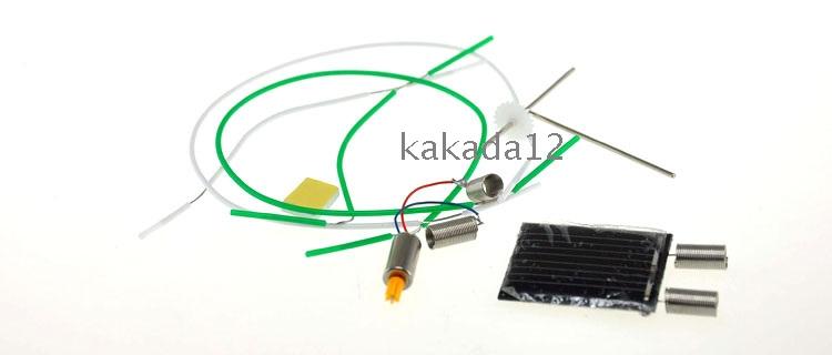 how to make a solar robot car