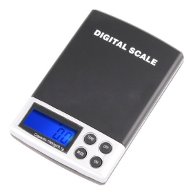 Electronic scales 1000g x 0.1g Digital Pocket Scale Jewelry Weight Scale