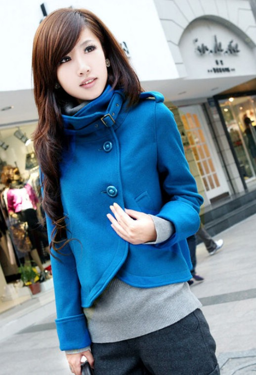 38007f42b 2012 Winter Korean ladies simple coat fashion s – Wholesale Free ...