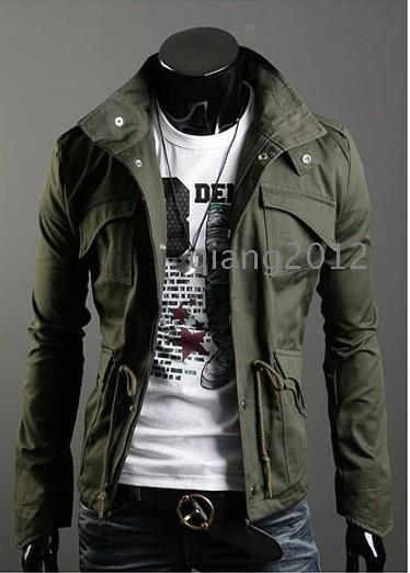 Mens Fashion Waterproof Jackets
