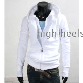 Health clothing male qiu dong 2012 new thickening the fashion leisure even cap man who clothing coat han edition cultivate one's morality cardigan