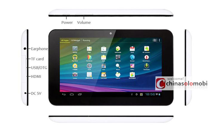 within hrs window n70 dual core yuandao tablet pc 7 inch ips android 4 0 ips rk3066 mali400 mp4 1gb ram hdmi surely
