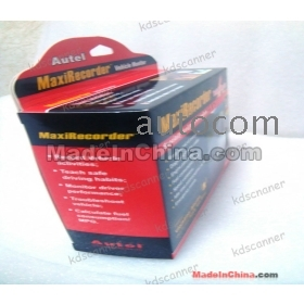 MaxiRecorder Vehicle Monitor auto diagnostic scanner 2012 Autel new product free shipping