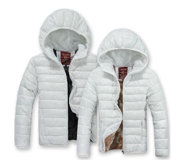 Mens White Winter Coats - Tradingbasis
