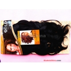 "Free shipping Noble GB AMARTA hair extension hair weaving hair weft 14"" color 1"