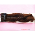 "Free shipping Noble Classic paradise curl hair extension hair weaving hair weft 14"" color 4/27"