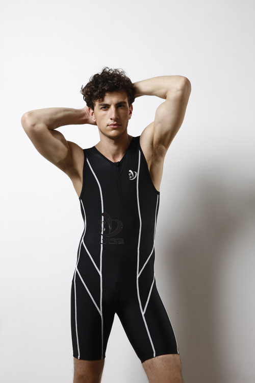 JOB Recovery Suits Full Body Mid leg Swimming Suit ...