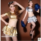 La la exercise performance apparel take cheerleaders clothing aerobics clothing DS costumes