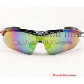 Free Shipping Bike Outdoor Sports Sun Glasses Eyewear Goggle Sunglasses Brand Cycling Bicycle 008