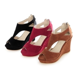 Hot Sale 2012 New Sandals For Lady Fashion Women Dress Shoes Platform High Heels Wholesale And Drop Shipping