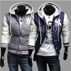 2013 hot sale men's quilted jacket, men's coat,winter overcoat,outwear,winter