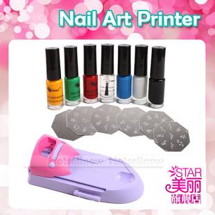 Nail Art Matchine