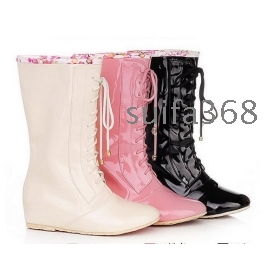 Cute Leather Boots for Women
