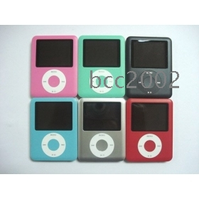 """sales promotion wholesale New Hot sell 2GB 4GB 8GB 1.8"""" LCD 4th MP3 MP4 Player FM #FB6851"""