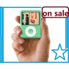 "sales promotion wholesale New Hot sell 2GB 4GB 8GB 1.8"" LCD 4th MP3 MP4 Player FM #FB6855"