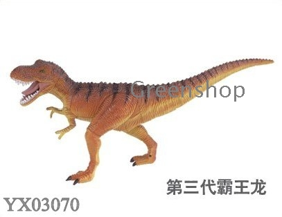 3D Dinosaurs puzzles DIY toys dino Dinosaurs collection in Jurassic ...