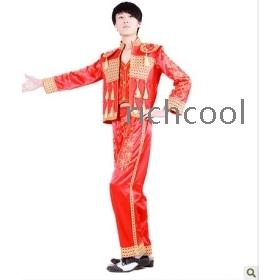 Buy spain opening uniform modern dance dress performance clothing