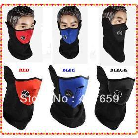 10pcs Face Wind Mask Veil for Ski Snowboard Bike Motorcycle Hiking Neck Neoprene Winter Warm free shipping