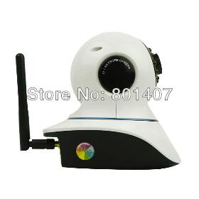 Indoor security T7838WIP Wireless 720P HD IP Camera F2042B with H.264 WiFi Night Vision IR-Cut Webcam