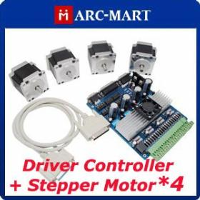 4 CNC Kit Nema 23 Stepper motor 4 6560 4 Stepper – Wholesale